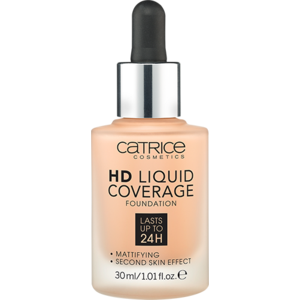 Catrice HD Liquid Coverage Foundation