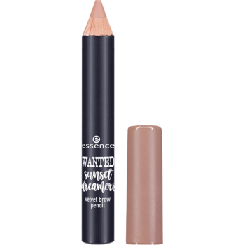 Essence Wanted: Sunset Dreamers Velvet Brow Pencil
