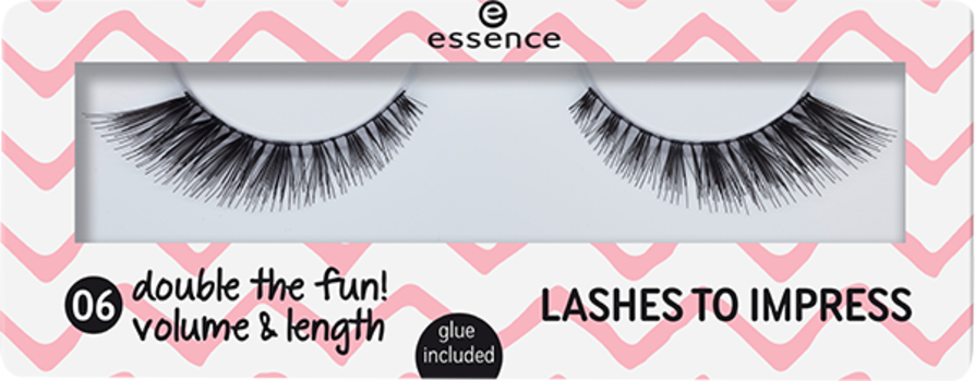 Essence Lashes To Impress - Strip Lashes