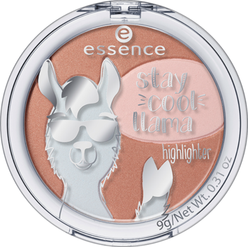 Essence Stay Cool Llama Bronzer & Highlighter