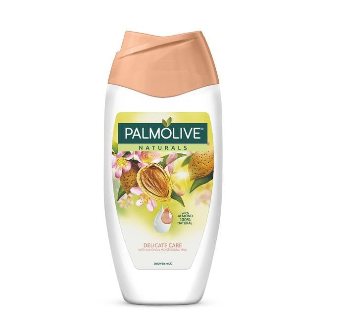 Palmolive Naturals Almond & Milk Shower Gel
