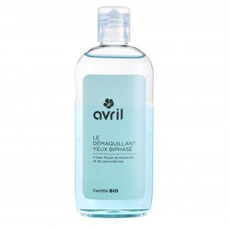 Avril Two-Phase Eye Make-up Remover - Certified Organic
