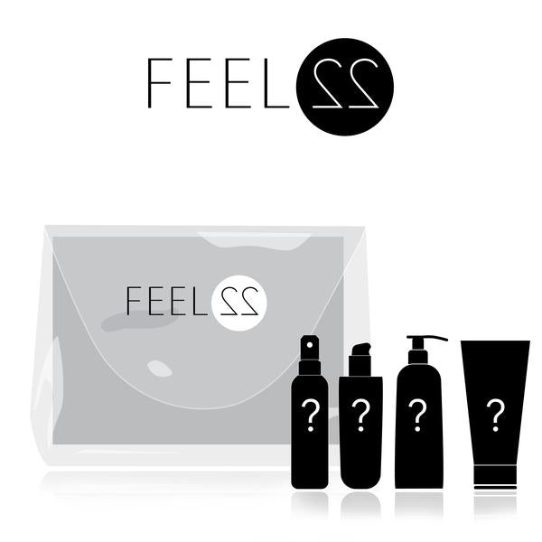 feel22 Oily & Acne Prone Skin Discovery Bag of 5 Minis