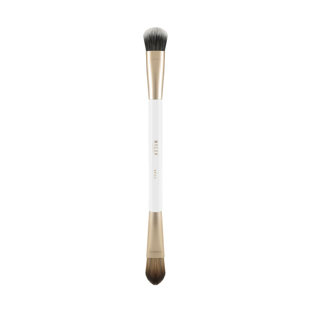 Wycon Smoothie Fruity Collection SF03 Double Eye Brush