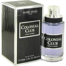 Jeanne Arthes Colonial Club EDT For Men