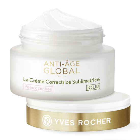 Yves Rocher Anti-Aging Beautifying Day Cream - Dry Skin 50ml