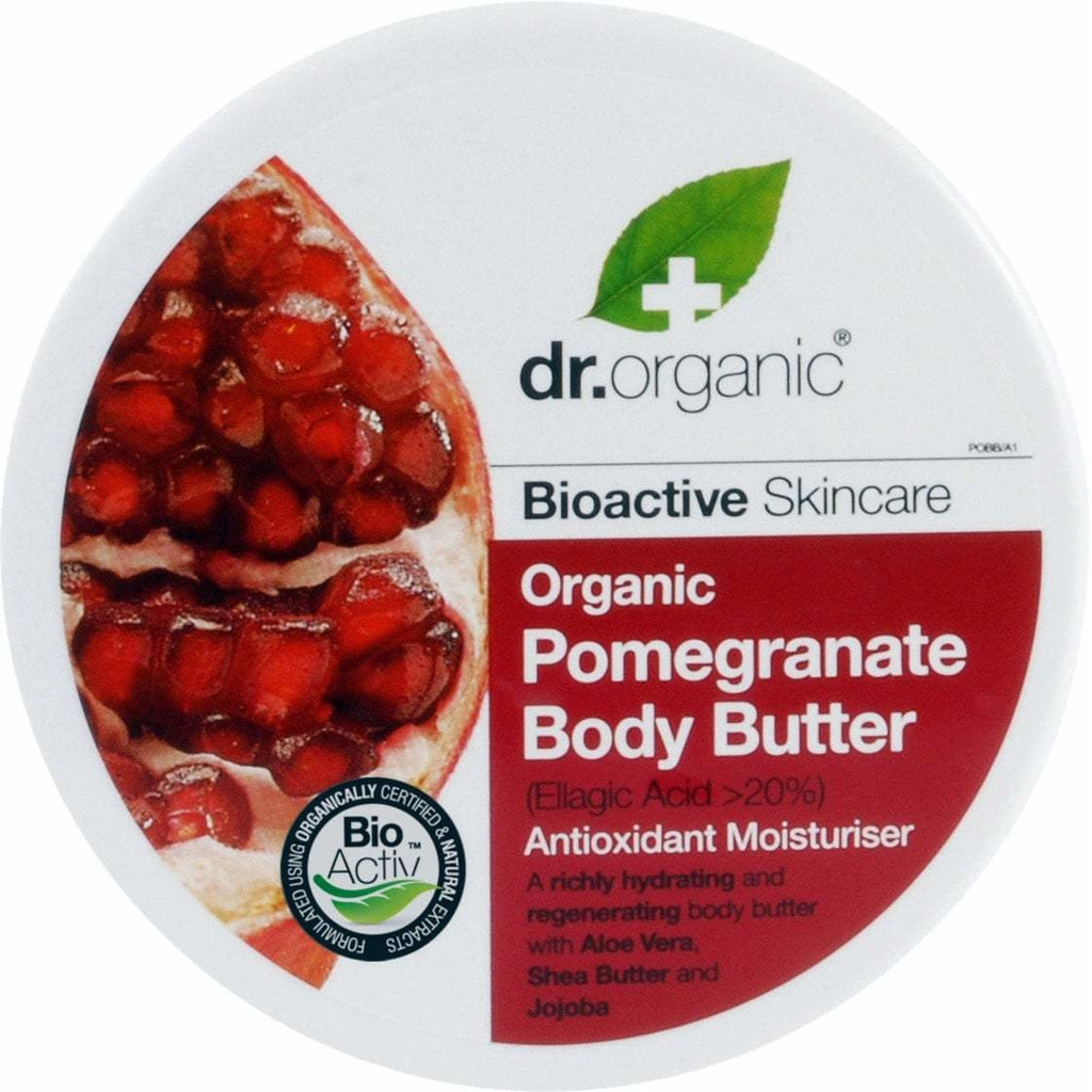 Dr. Organic Pomegranate Body Butter