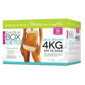Easy Slim Box Detox - Lose up to 4Kg in 15 days