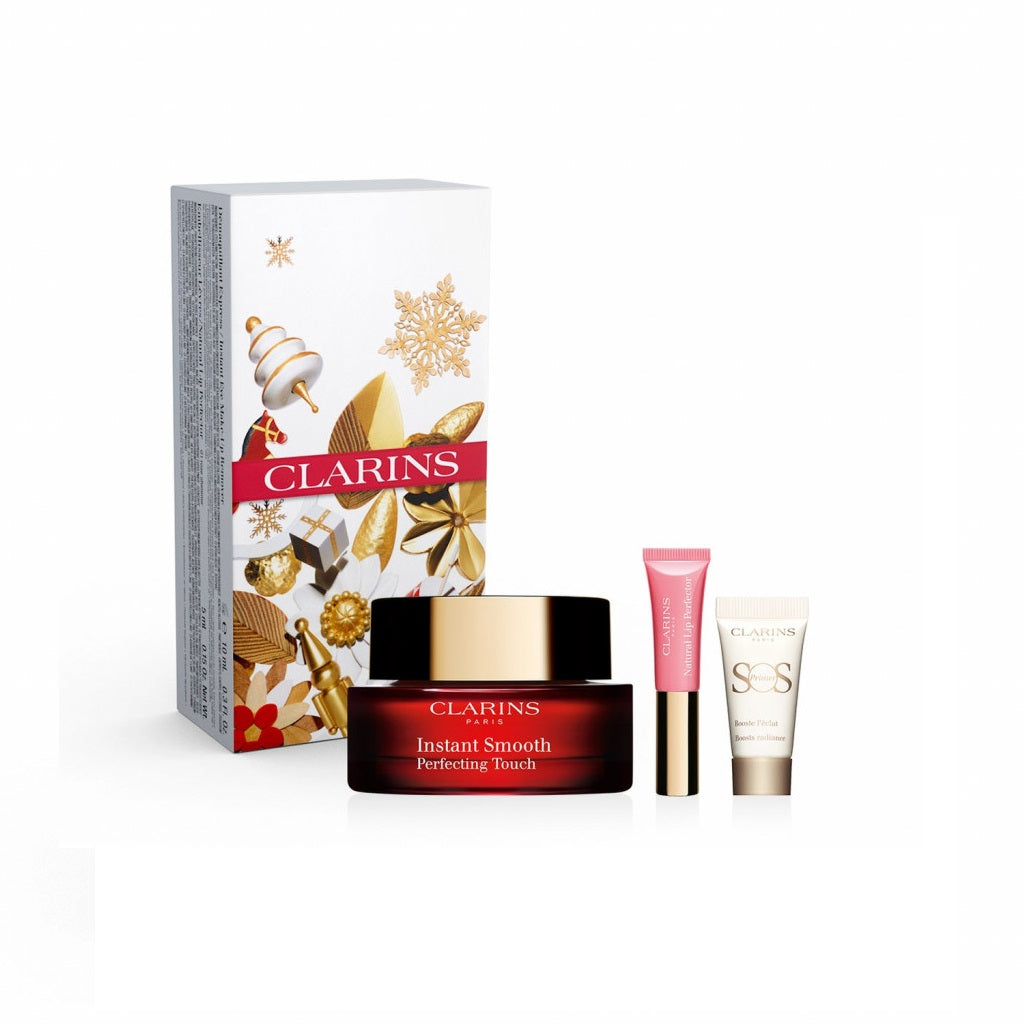 Clarins Lisse Minute Base Christmas Gift Set