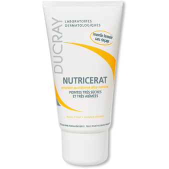 Ducray Nutricerat Intense-Nutrition Daily Emulsion 100ML