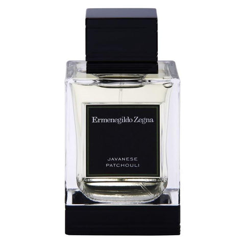 Ermenegildo Zegna Eau de Toilette for men - Javanese Patchouli 125ml