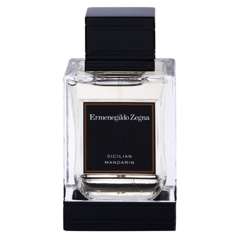 Ermenegildo Zegna Eau de Toilette for men - Sicilian Mandarin 125ml