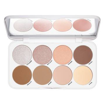 Essence Face to Face Contouring & Highlighting Palette
