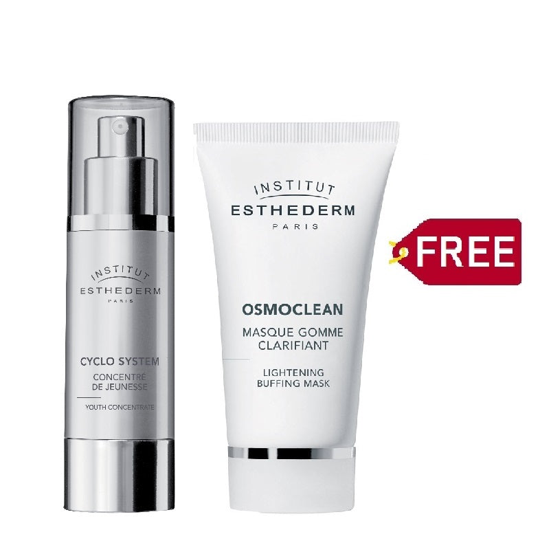 Esthederm Free Lightening Buffing Mask Tube 75ml with Any Esthederm Product!