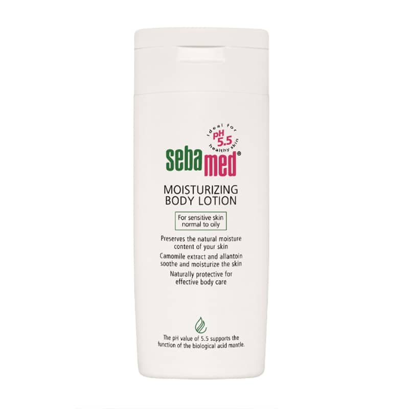 Sebamed Moisturizing Body Lotion