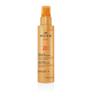 Nuxe Sun SPF20 Milky Spray Medium Protection 150ml