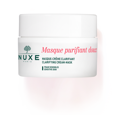 Nuxe Face Mask Treatment with Rose Petals