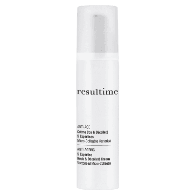 Resultime 5 Expertise Neck & Decollete Cream Vectorised Micro-Collagen