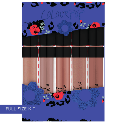 Colourpop For Fox Sake - Lip bundle