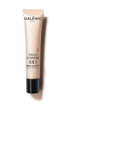 Galenic Teint Lumiere DD SPF25 - Moisturises, Protects, Corrects Unevenness
