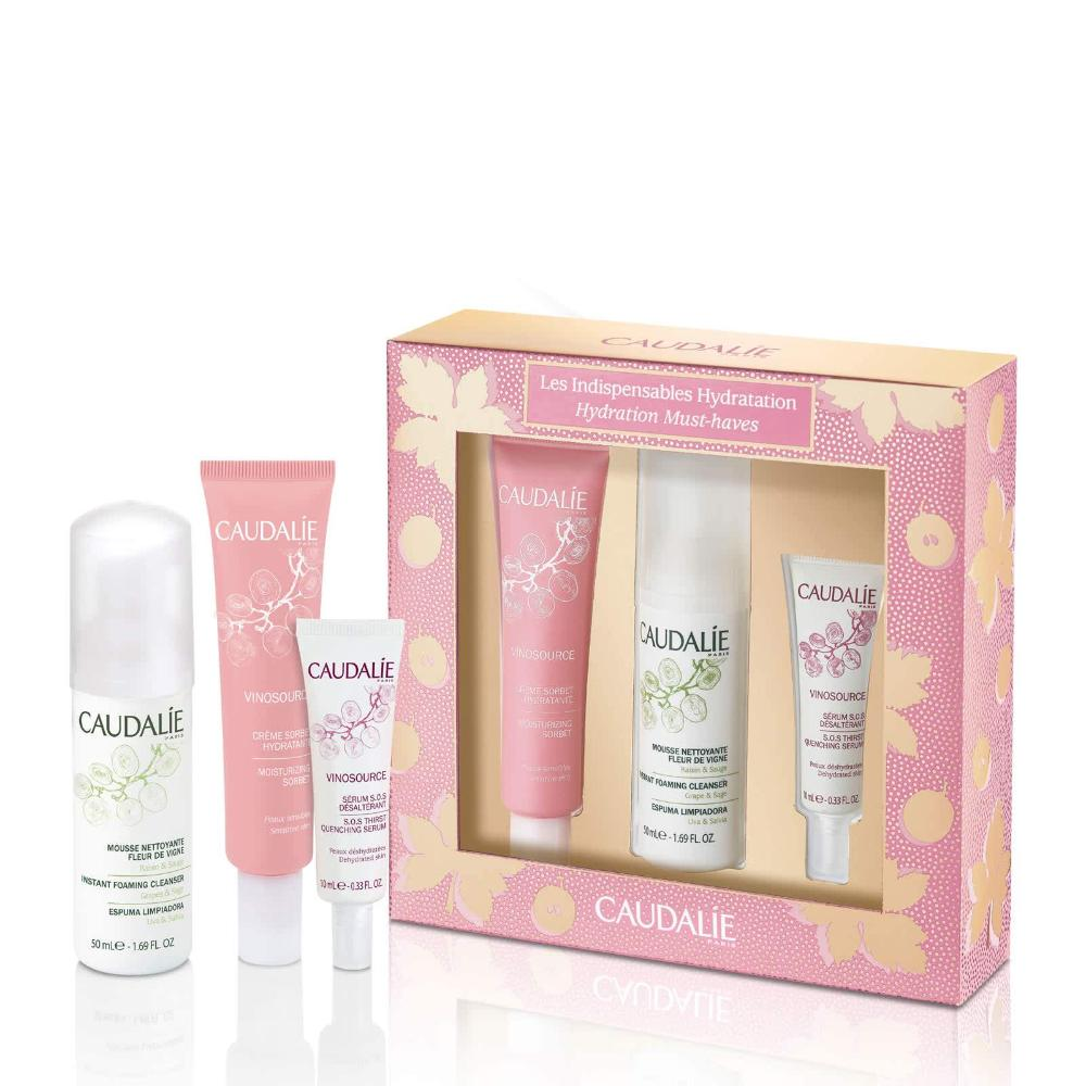 Caudalie Vinosource Hydration Must-Haves Gift Set