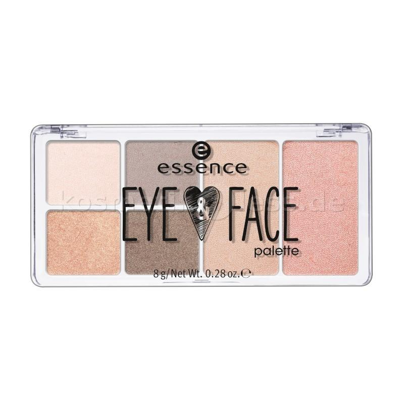 Essence Eyes and Face Palette 02 Rise and Shine