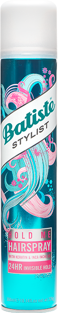 Batiste Stylist Hold Me Hairspray - 24h Hold