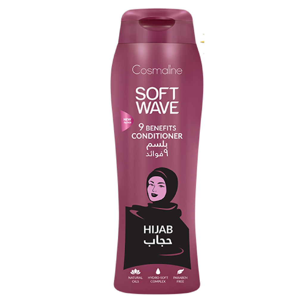 Cosmaline Soft Wave Hijab Conditioner 400ml