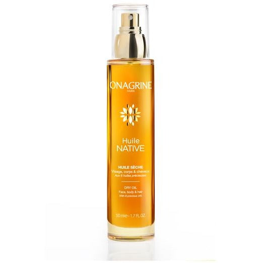 Onagrine Huile Native - Dry oil for face, body & hair