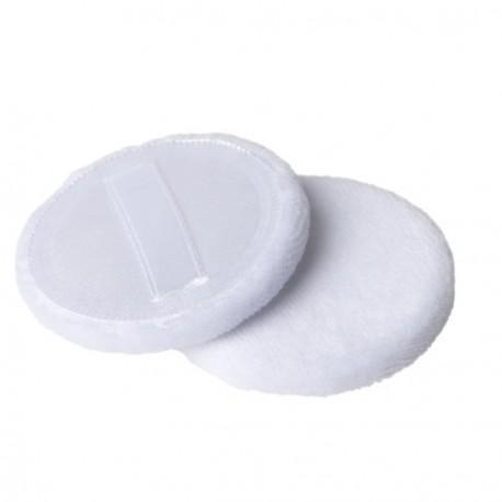 Avril Circular Powder Puffs - Pack of 2