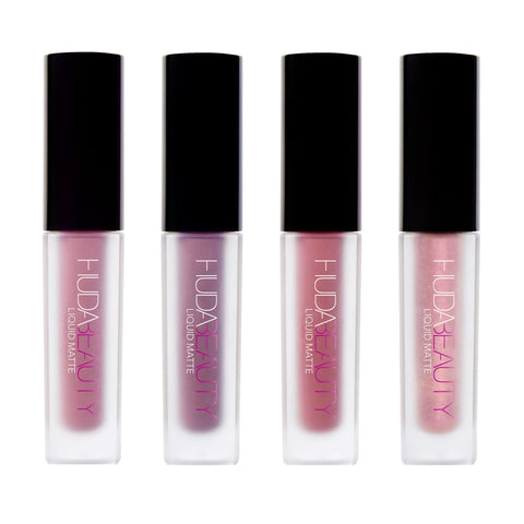 Huda Beauty Liquid Matte Minis - The Pink Edition