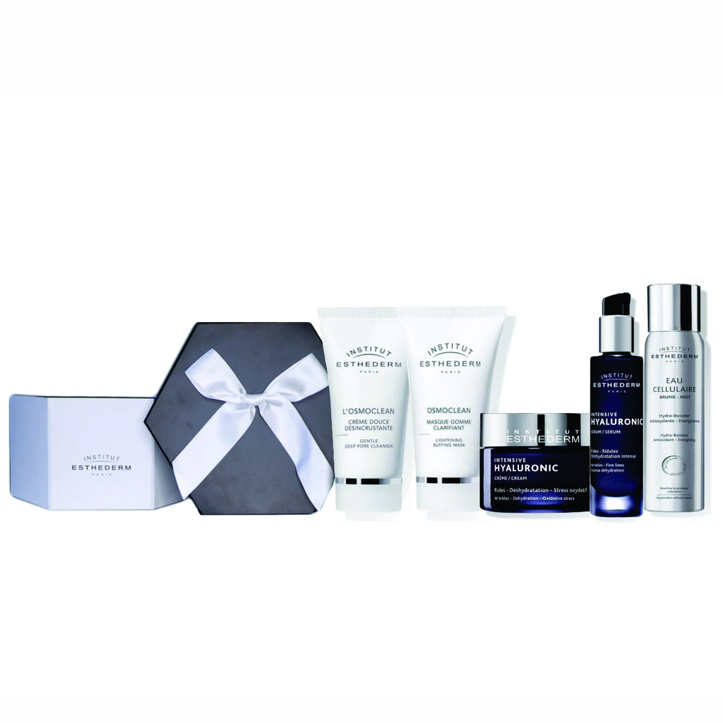 Esthederm Mother's Day Gift Set - Deep Hydration & Wrinkle Treatment