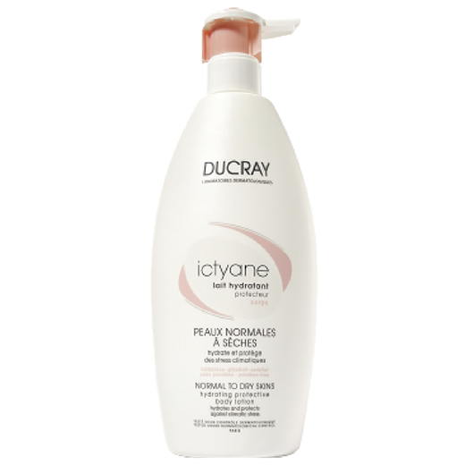 Ducray Ictyane Hydrating Protective Lotion 500ML feel22 Lebanon