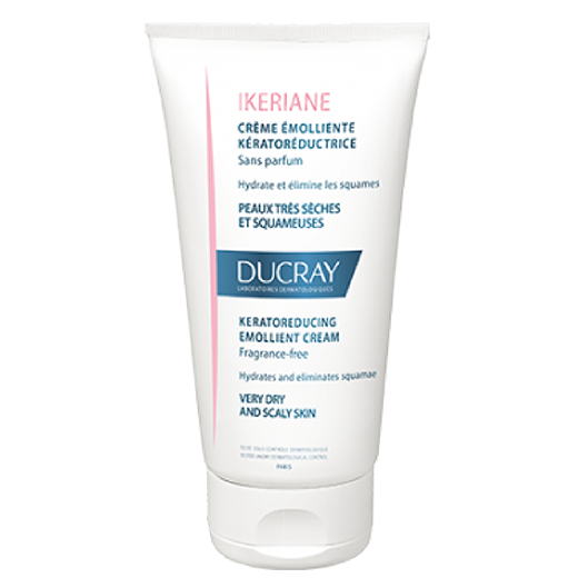 Ducray Ikeriane Keratoreducing Emollient Cream With AHA 150ML feel22 Lebanon