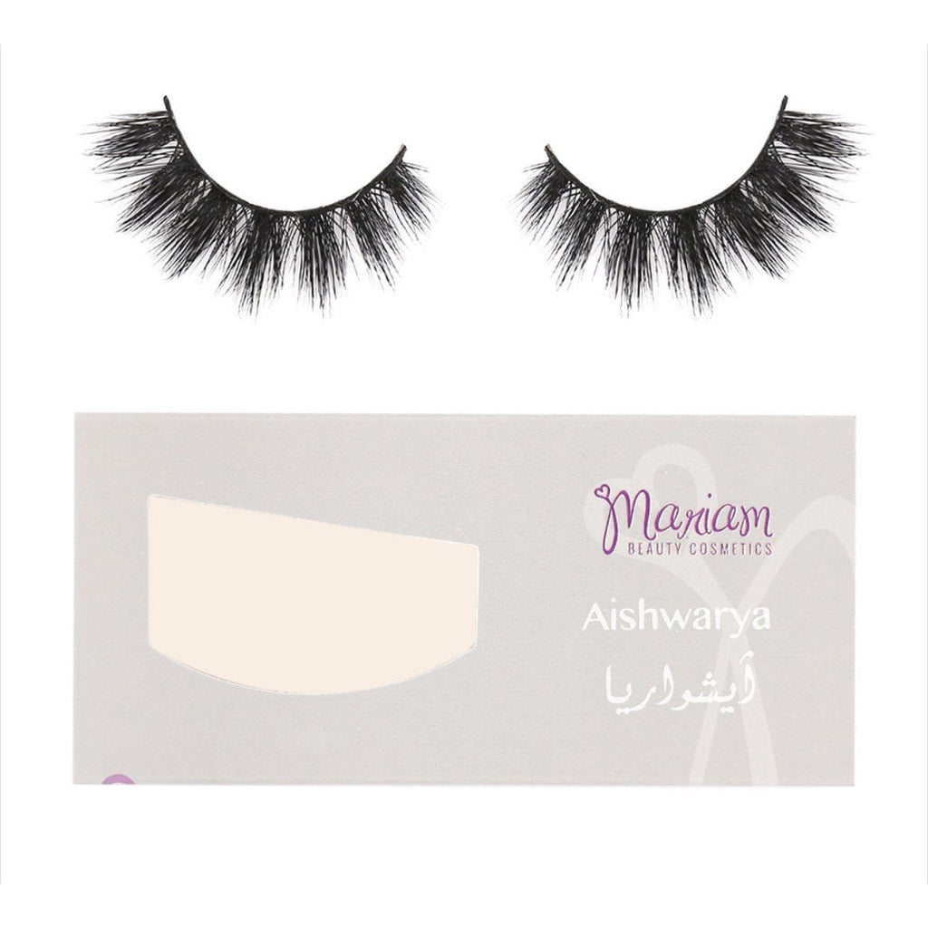 Mariam Cosmetics False Lashes - Aishwarya