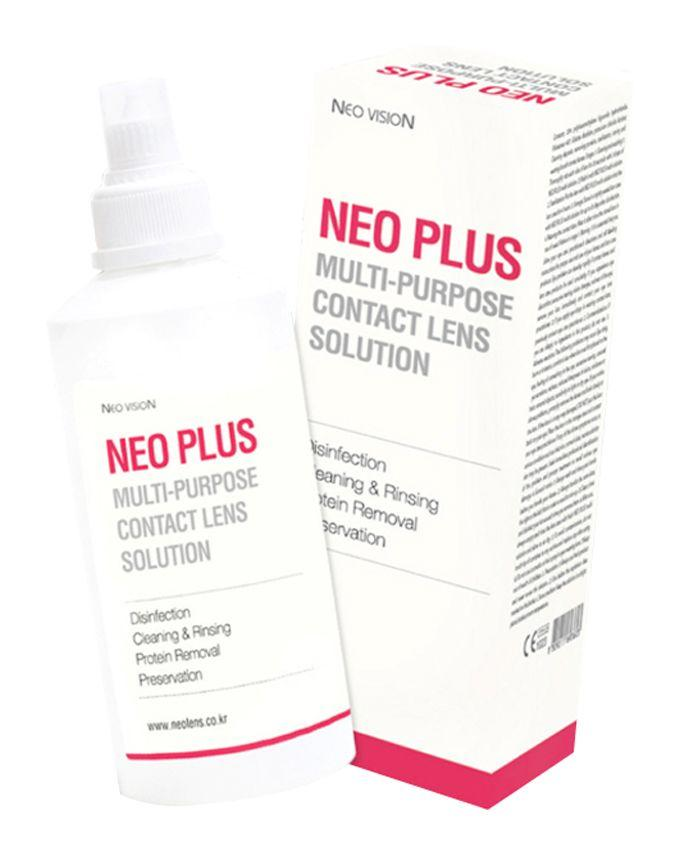 Neo Plus Multi Purpose Solution Contact Lens 130ml