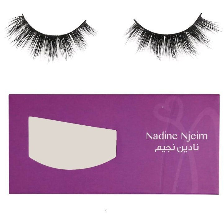Mariam Cosmetics False Lashes - Nadine Njeim