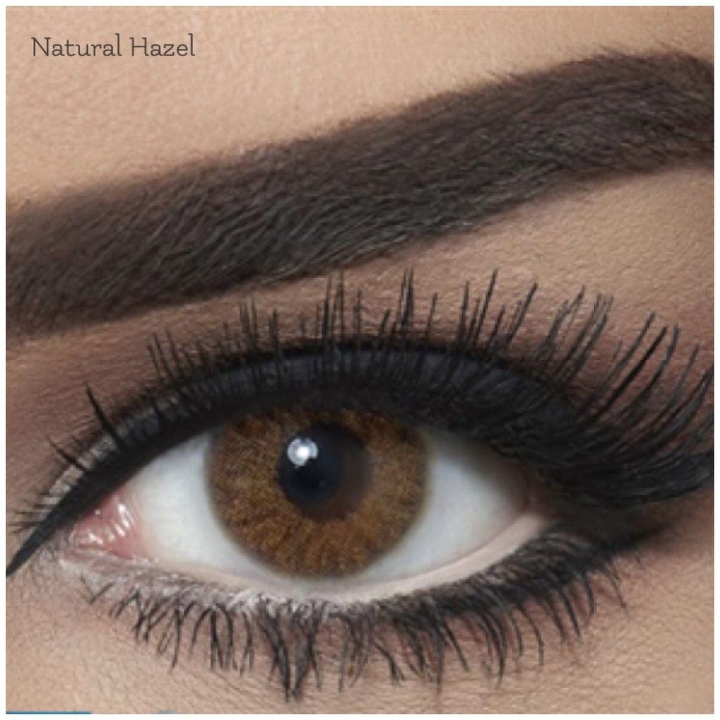 Bella Natural Collection Natural Looking Lenses