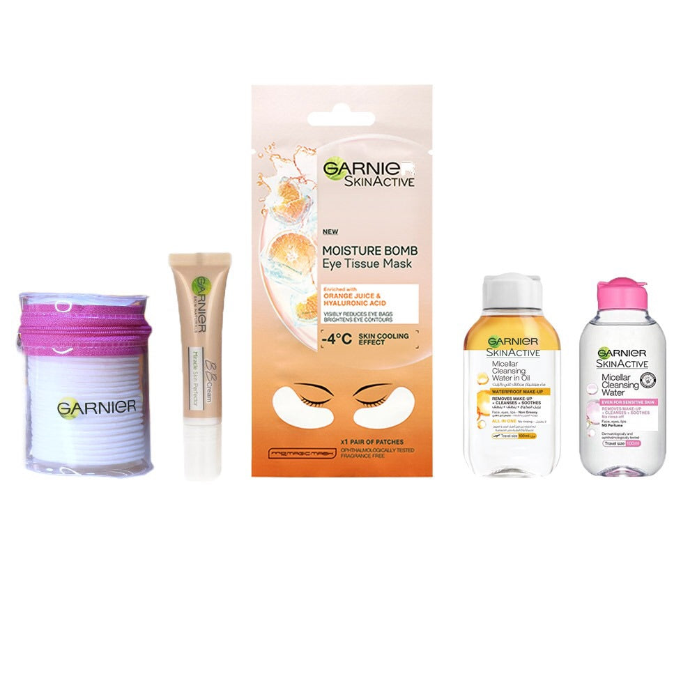Garnier Tight & Bright Under Eye - The Eye Essentials Offer