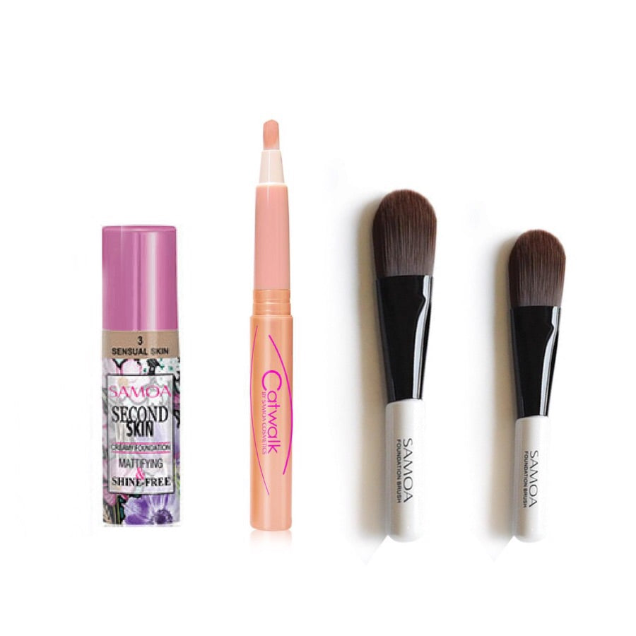 Samoa Feel Glam'D - Flawless Base Bundle