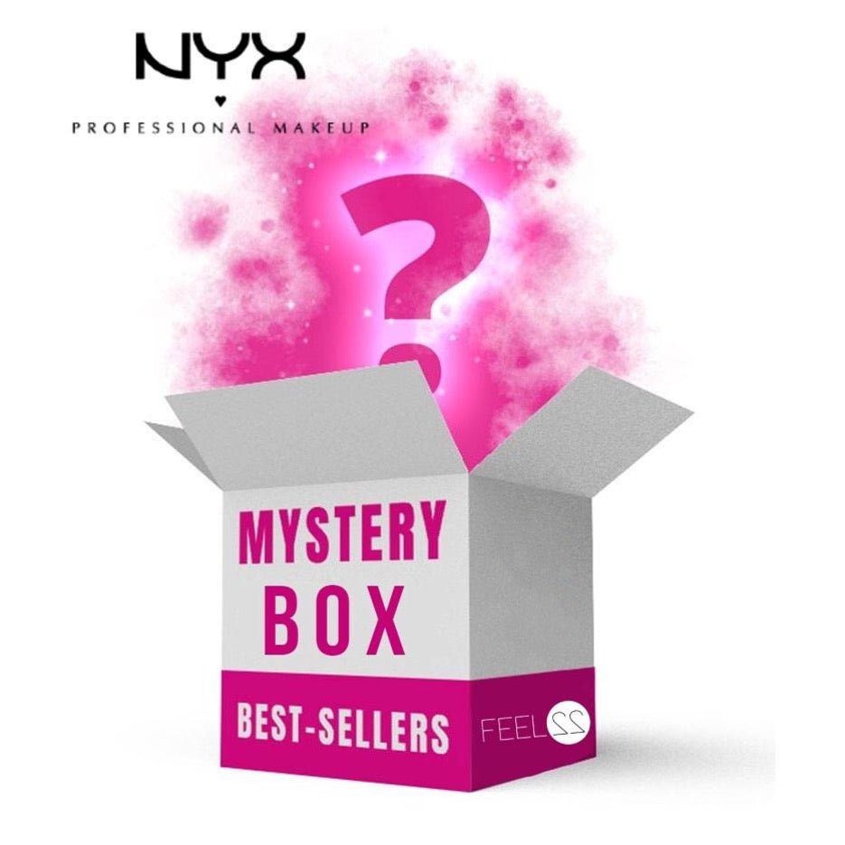 Nyx Professional Makeup Valentine's Day Mystery Box : Edgy Look! 40% Off