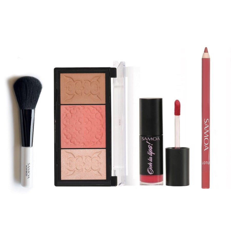 Samoa Feel Glam'D - Rosy Nude Attitude Bundle