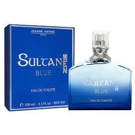Jeanne Arthes Sultan Blue EDT For Men