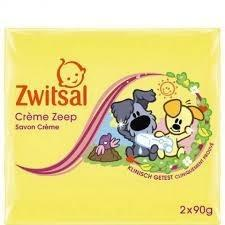 Zwitsal Baby Soap Cream
