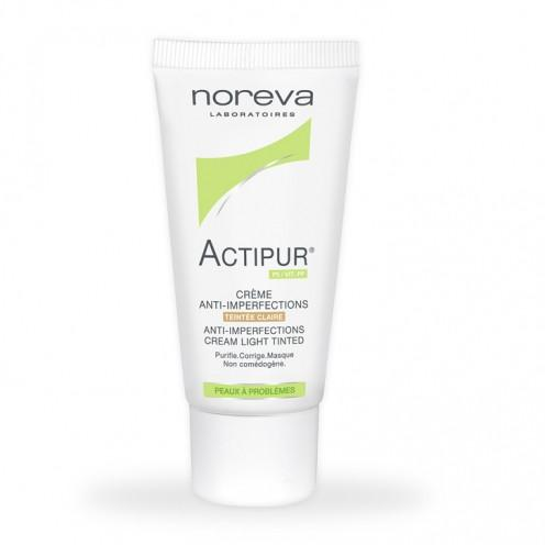 Noreva Actipur Anti-Imperfection tinted Cream Tinted