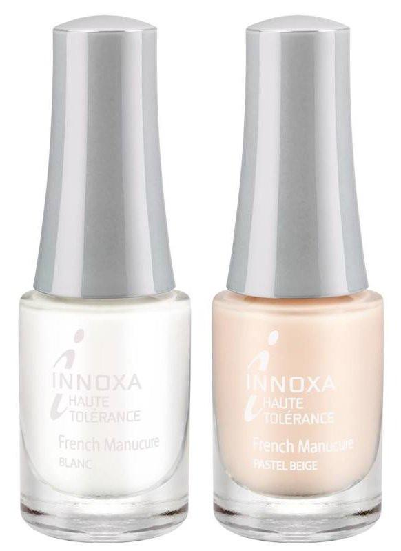 Innoxa French Manucure Kit White/ Pastel Beige