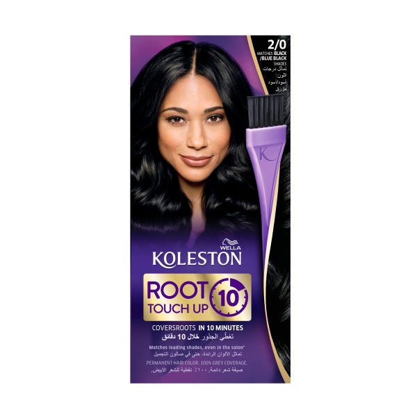 Wella Koleston Root Touch Up - Covers Hair Roots in 10 minutes