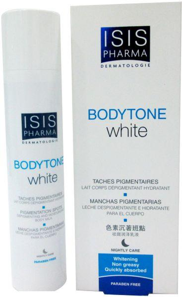 Isis Pharma Bodytone white