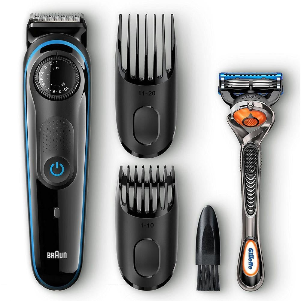 Braun BT3040 Beard Trimmer - Ultimate precision for 100% control of your style