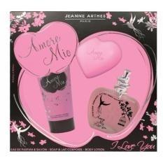 Jeanne Arthes Amore I Love U EDP For Women Gift Set